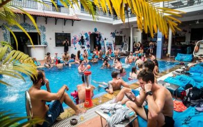 The 4 Most Popular Party Hostels in Siem Reap