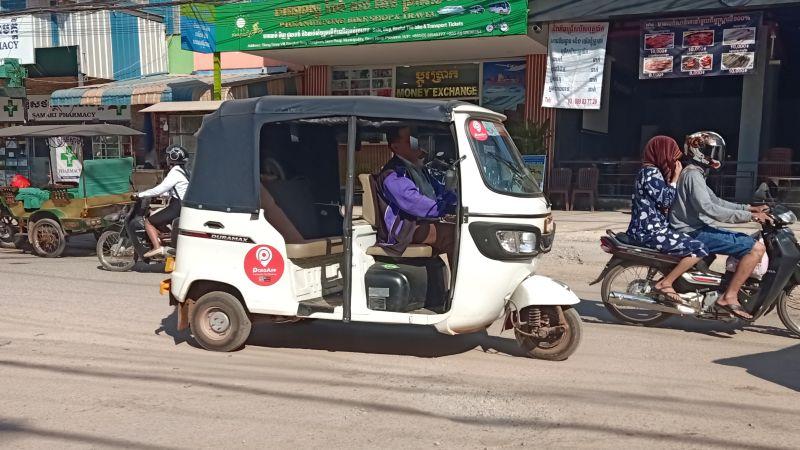 Use PassApp in Siem Reap
