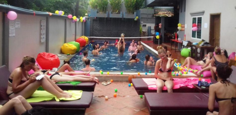 Pub Hostel Siem Reap
