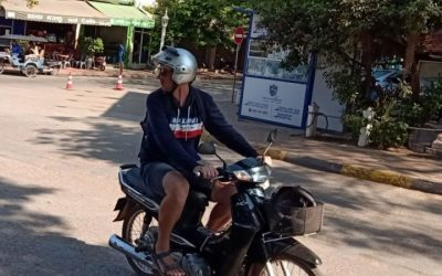 Renting A Motorbike, Bicycle or Electric Bike in Siem Reap