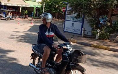 Renting A Motorbike, Bicycle or Electric Bike in Siem Reap