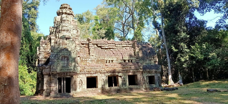Preah Khan gapura